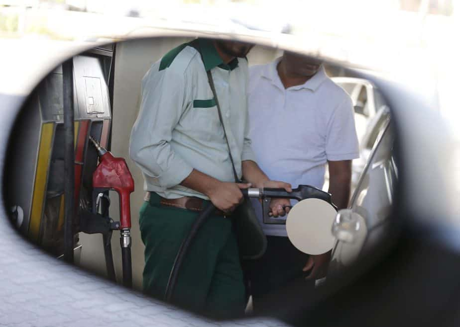 Diesel, gasolina, gasolinera. FOTO: Reuters