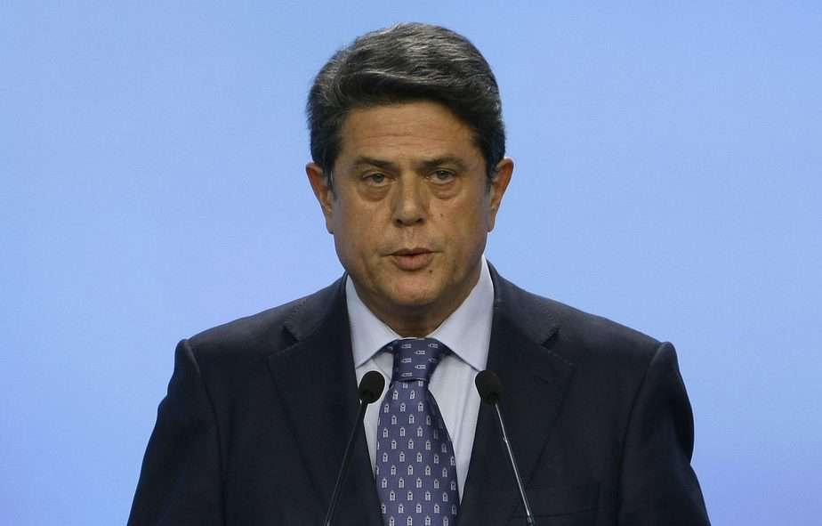El exministro de Defensa, Federico Trillo. FOTO: Reuters