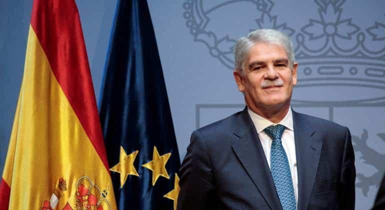 Alfonso Dastis se ha reunido con su homólogo de Venezuela.