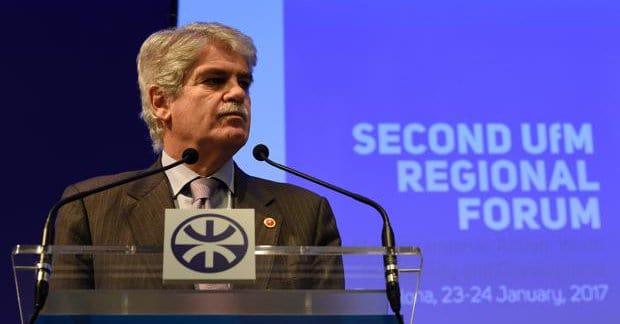 El ministro de Asuntos Exteriores, Alfonso Dastis