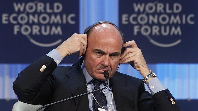 Guindos, candidato del Gobierno a la vicepresidencia del BCE.