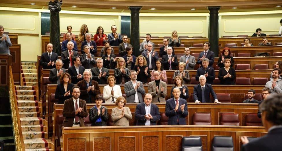 Grupo Parlamentario Socialista. PSOE. FOTO: Flickr PSOE
