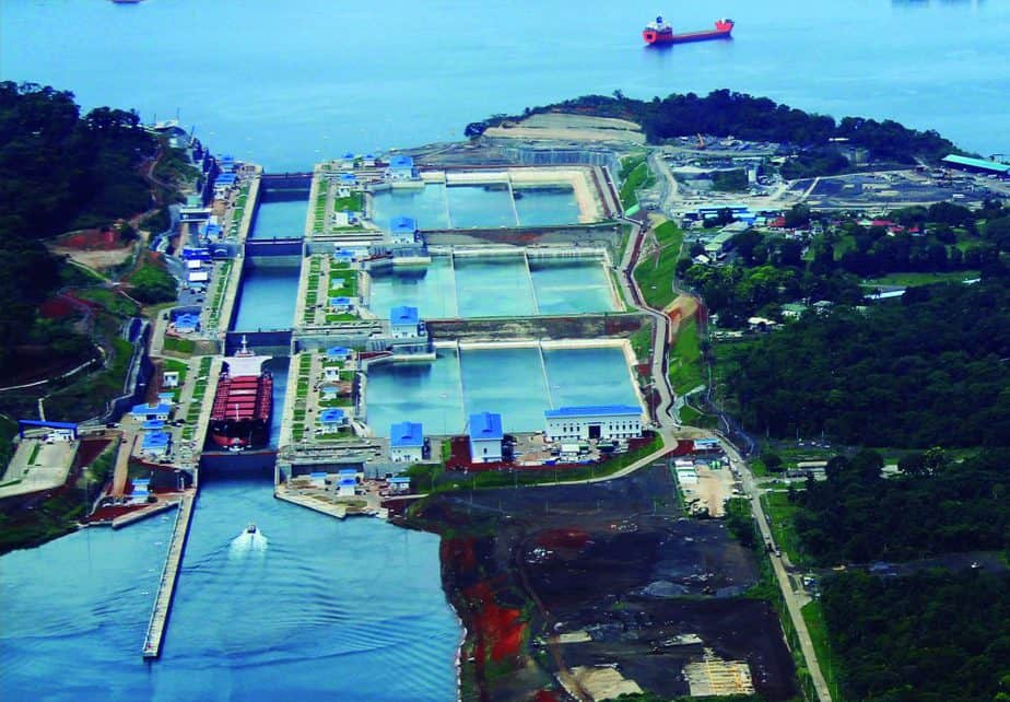 Ampliación del Canal de Panamá, la obra civil más importante del último siglo. SACYR