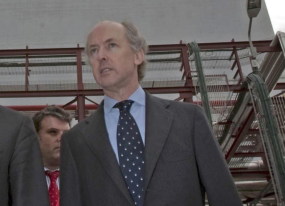 Felipe Benjumea, expresidente de Abengoa.