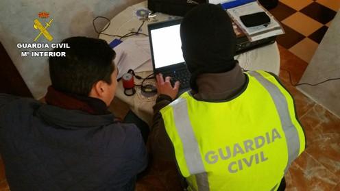 Daesh, Guardia Civil
