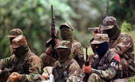 La Guerrilla del ELN apoya a Gustavo Petro