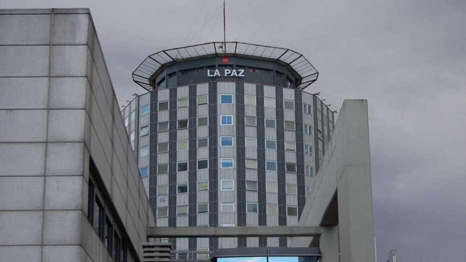 Hospital de La Paz de Madrid.