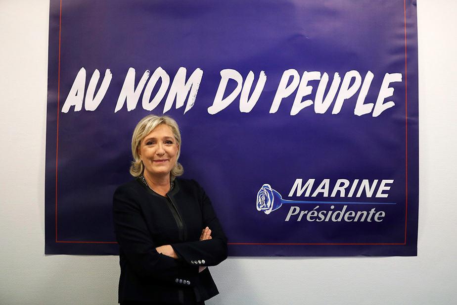 La presidenta del Frente Nacional, Marine Le Pen. FOTO: Reuters