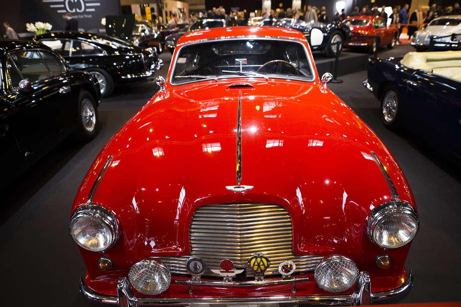 AN Aston Martin DB2/4 MKII 1955