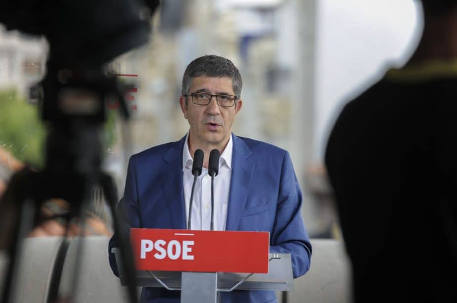 Patxi López. FOTO: Flickr PSOE