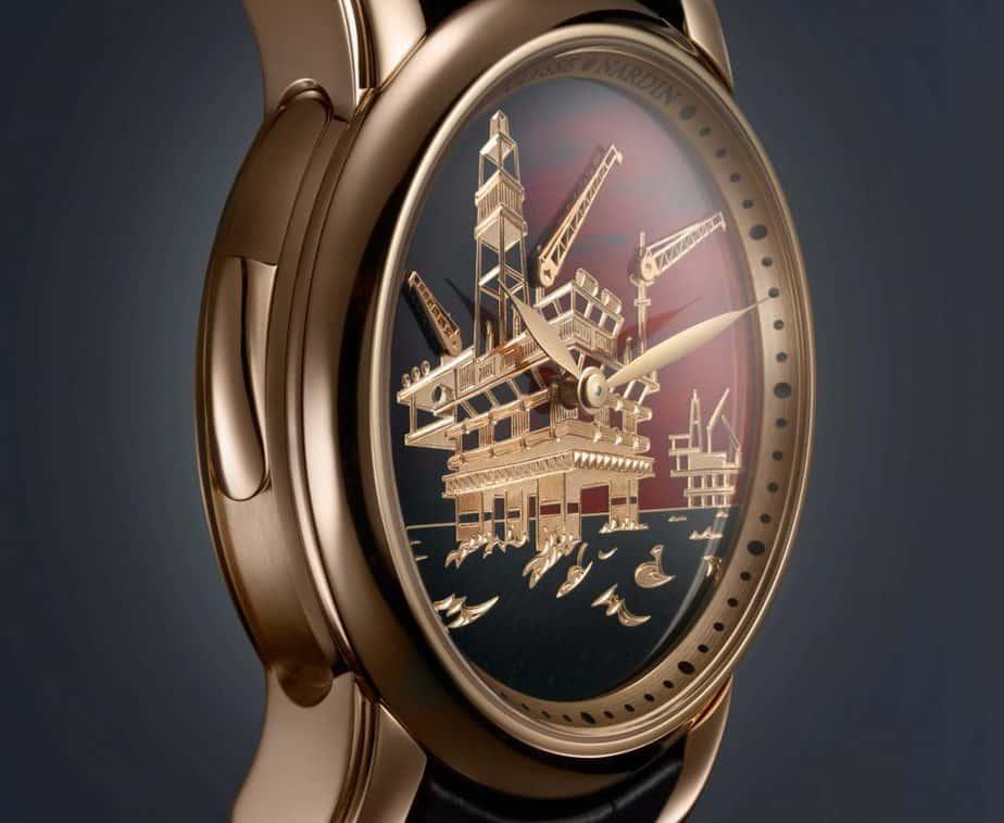 Reloj North Sea.