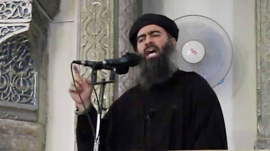 El líder del autodenominado Estado Islámico, Abu Bakr al Bagdadi.