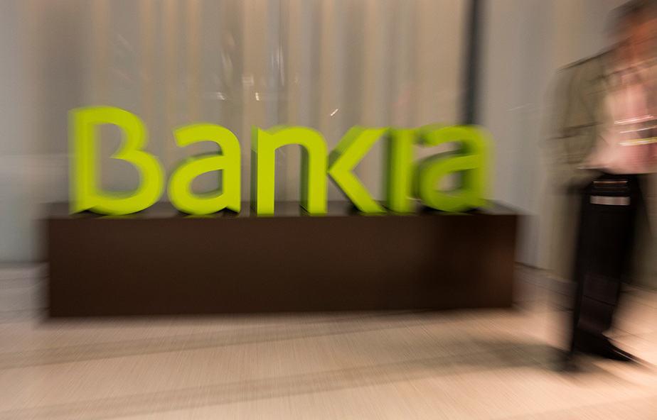Estado español vende un 7 % de Bankia, valorado en unos 840 millones de euros