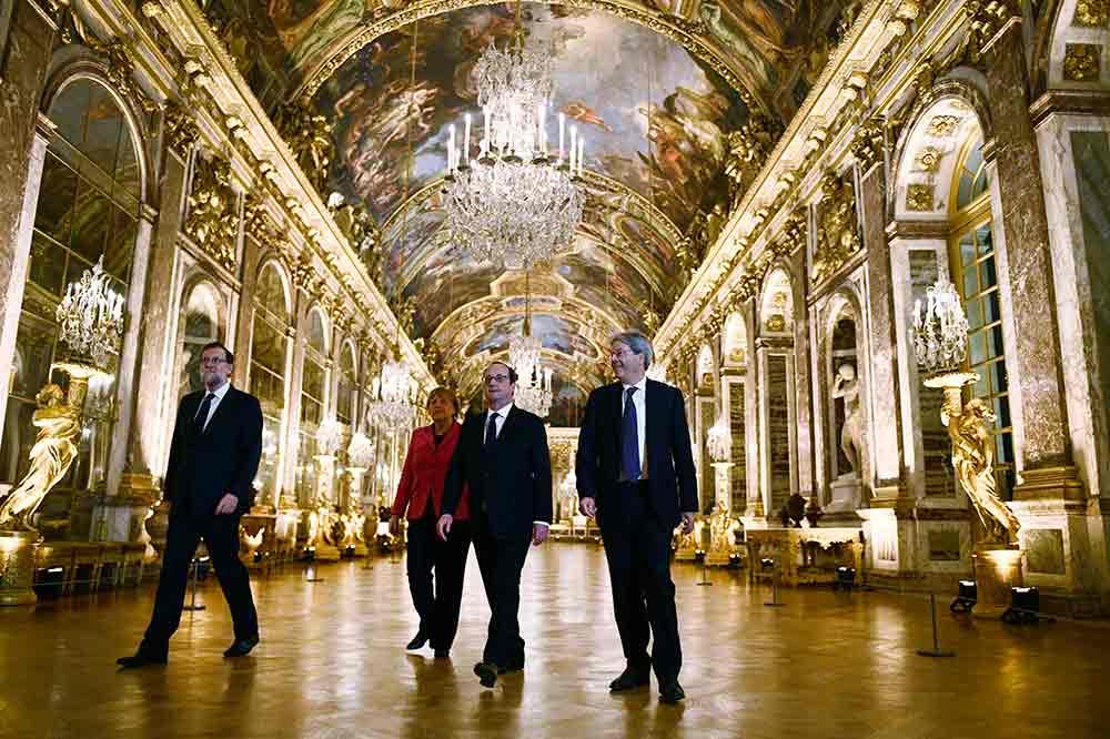 Cumbre europea. FOTO: Reuters
