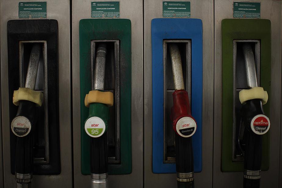 La inflación ha subido por el precio de los carburantes.