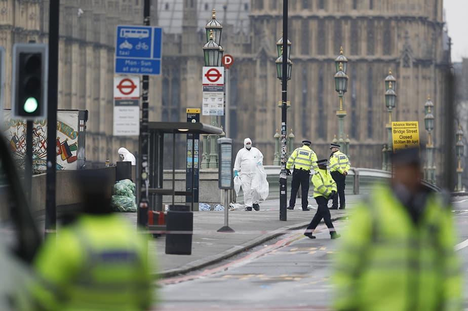 Atentado de Londres. FOTO: Reuters