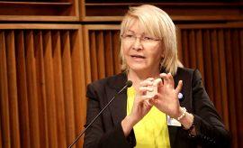 Maduro y Odebretch establecieron relaciones de corrupción, dijo Luisa Ortega