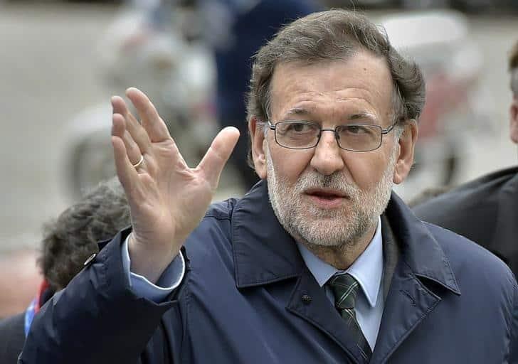 El presidente del Gobierno, Mariano Rajoy, comparece este miércoles en la Audiencia Nacional