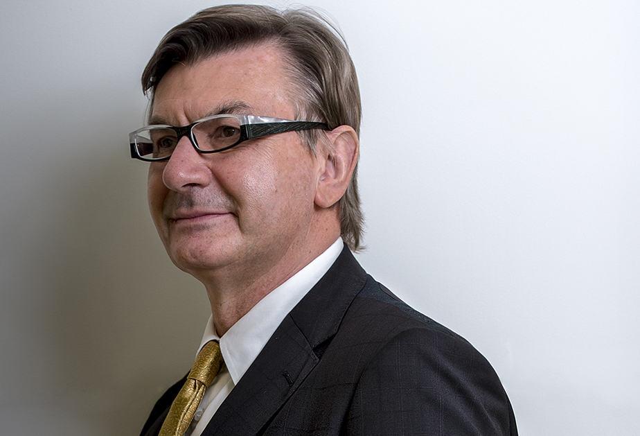 Mario Moretti, fundador de Geox.