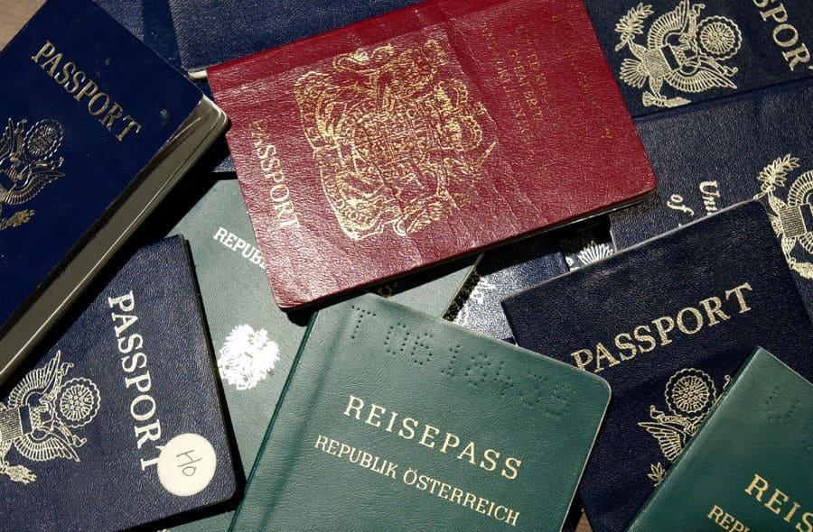 Pasaportes más poderosos 2018