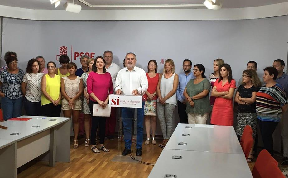 PSOE de Murcia.