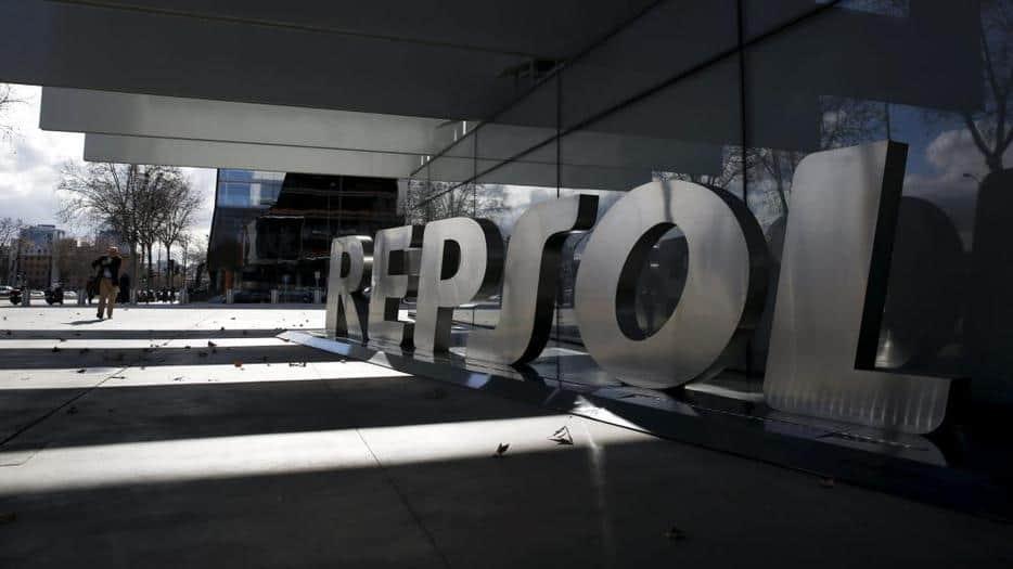 Imagen de la sede de Repsol.