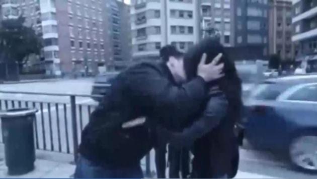 Captura de uno de los vídeos de Wilson Alfonso.