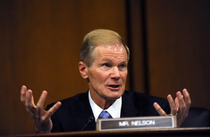 SLUG: ph-health DATE: September 22, 2009 NEG: 209799 CREDIT: Ricky Carioti / TWP.  LOCATION:  Hart Senate Office Buidling SUMMARY: Members of Congress engage in opening remarks during the mark-up of the health care reform legislation at the Hart Senate Office Building on Tuesday. CAPTION: Sen. Bill Nelson (D-FL) makes his opening statement during the mark up session of the health care reform legislation on Capitol Hill Tuesday morning.  StaffPhoto imported to Merlin on  Tue Sep 22 13:10:03 2009