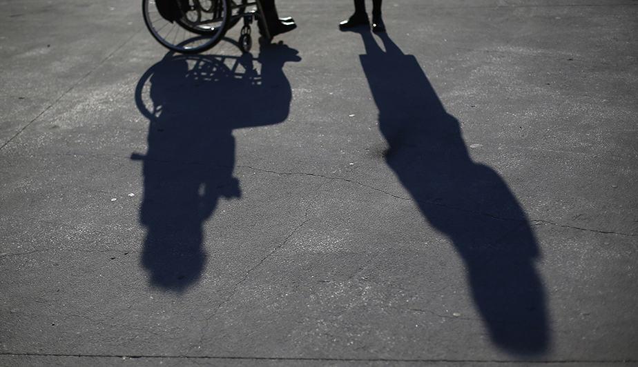 Discapacitados. FOTO: Reuters