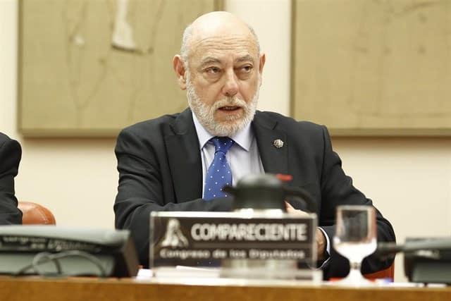 El fiscal general del Estado José Manuel Maza.