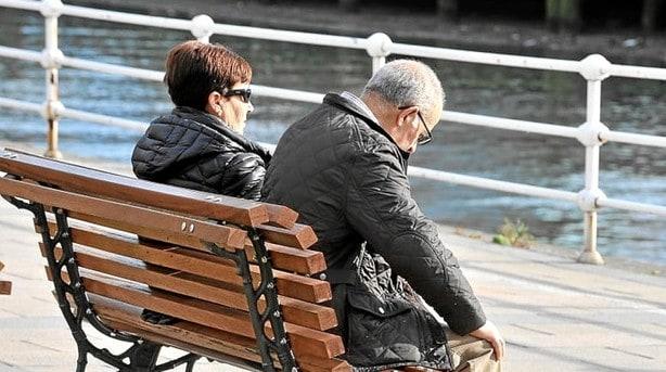 Los jubilados dedican gran parte de su pensión a la vivienda.