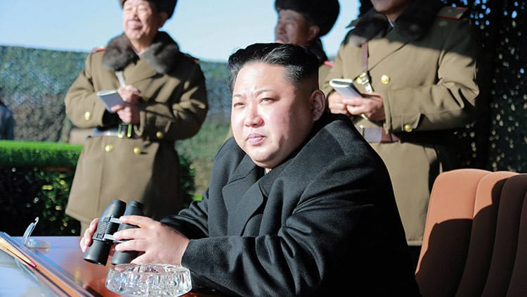 "El líder de Corea del Norte, Kim Jong-un acusa a Trump de ""declararle la guerra"""