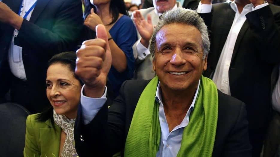 """Referendo en Ecuador castigó a Correa y abre la """"era Lenín Moreno"""""""