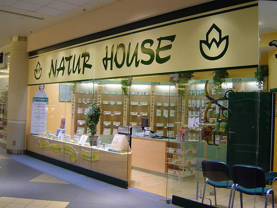Naturhouse.