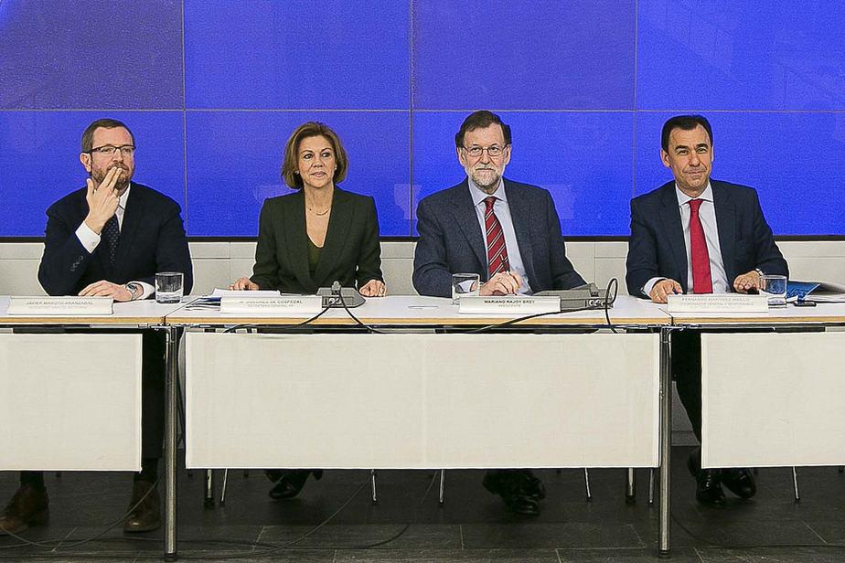 Comisión Ejecutiva del PP.