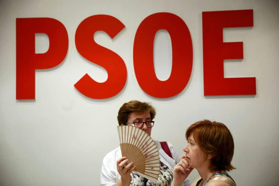 PSOE.