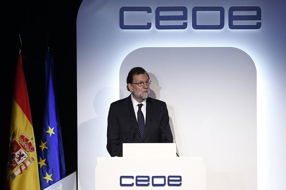 El presidente del Gobierno, Mariano Rajoy. FOTO: Moncloa