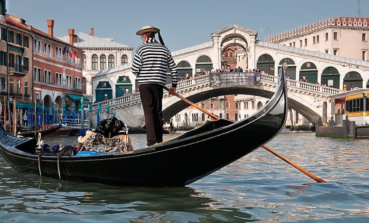 La ciudad de Venecia es frágil