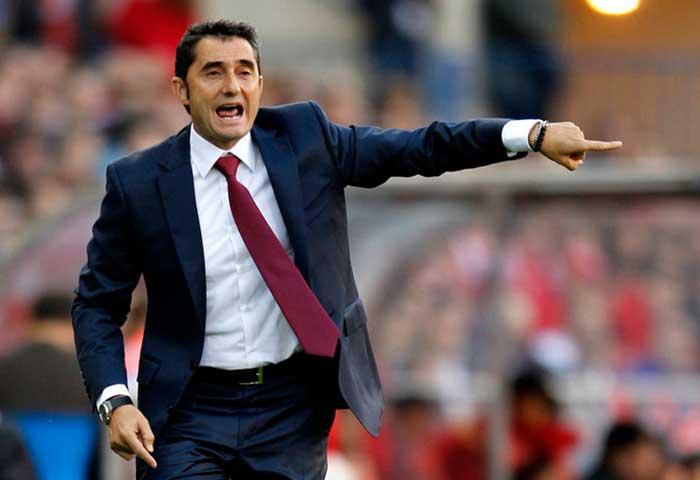 La rueda de prensa de Valverde tras su victoria en El Clásico mostró a un estratega que no se confía.