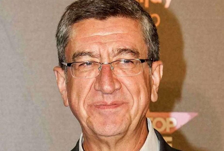 El periodista Antonio San José.