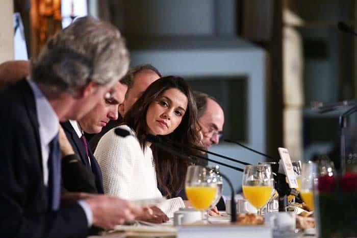 Inés Arrimadas, líder de Ciudadanos en Cataluña. FOTO: Flickr Ciudadanos