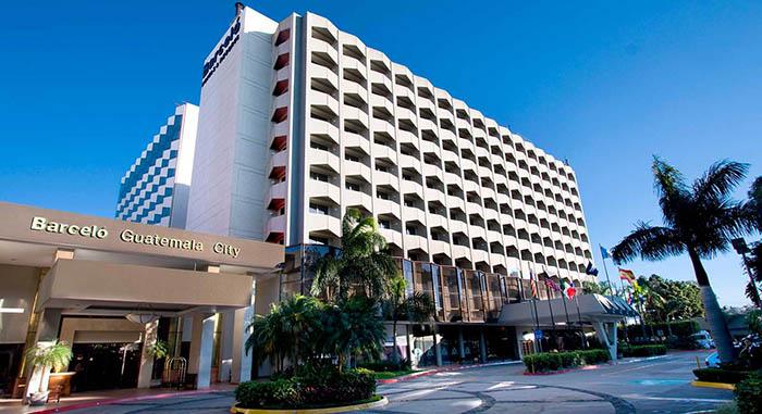 Uno de los hoteles de Barceló.