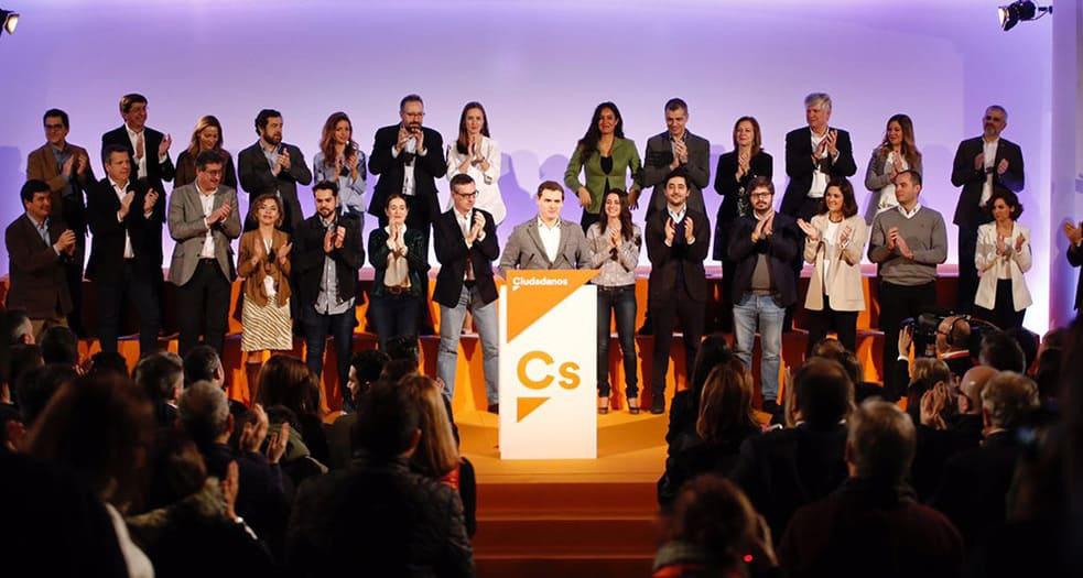 Ángel Garrido es el fichaje estrella de Ciudadanos