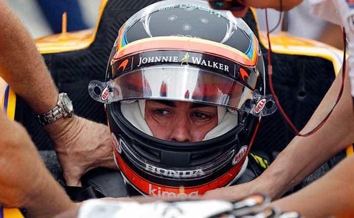 Alonso dice que no tiene un acuerdo para competir en Le Mans