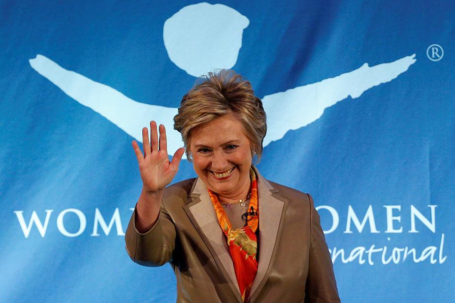 La dirigente demócrata estadounidense Hillary Clinton. FOTO: Reuters