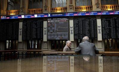 El Ibex rebota a la espera de novedades macroeconómicas