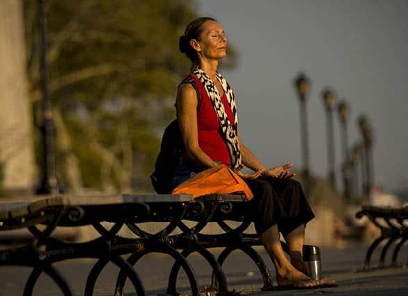 Mindfullness. FOTO: Reuters