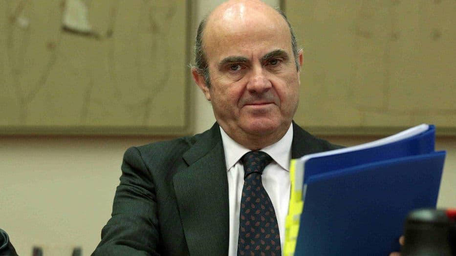 Luis de Guindos, nuevo vicepresidente del BCE