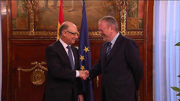 Acuerdo entre el Ministerio de Hacienda y el Gobierno vasco sobre el cupo vasco