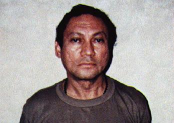 Manuel Antonio Noriega, exdictador de Panamá. FOTO: Reuters